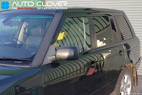 Autoclover Wind Deflectors Set for Range Rover Vogue L322 (6 pieces)
