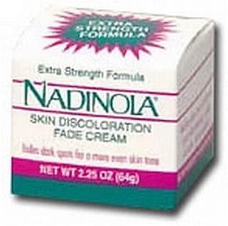 Nadinola, Creme Skin Xtra Str, 2.25-Ounce
