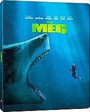 The Meg (Limited Edition Steelbook) [4K Ultra HD + Blu-ray + Digital HD]