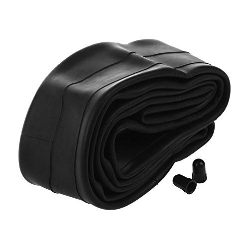 FCYQBF Wear-Resistant Inner Tube Bicycle Parts 16 X 1.75/2.125 Rubber Bike Bicycle Inner Tube Tire Black Wear-Resistant