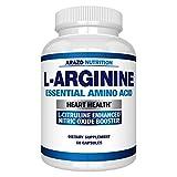 Premium L Arginine NO Boost Supplement