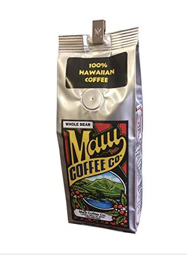 Maui Coffee Company, 100% Hawaiian Coffee, 7 oz - Whole Bean