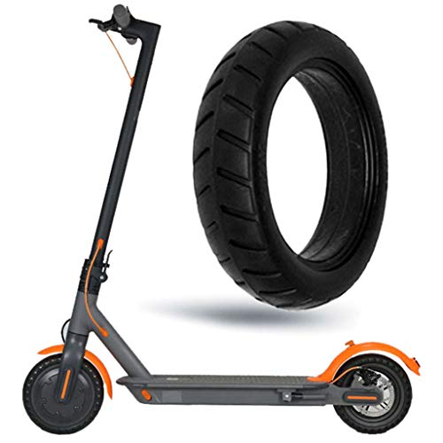 Read About UNKN Solid Tube Tires 8 1/2x2 Thick Wheel Tyres for Xiaomi M365&pro Electric Scooter