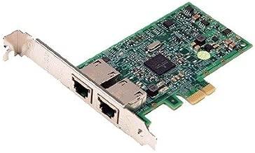 Sparepart: Dell Broadcom 5720 DP 1Gb Network Interface Card, Low Profile,Cu, 5J77Y, 557M9 (Interface Card, Low Profile,Cu sKit)