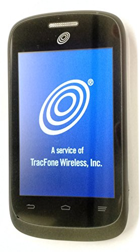 Price comparison product image Tracfone - ZTE Z665 Valet Android Prepaid Phone