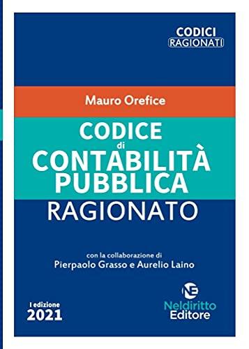 Codice di contabilità pubblica ragionato