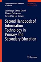 Second Handbook of Information Technology in Primary and Secondary Education (Springer International Handbooks of Education)