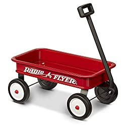 Image: Radio Flyer My 1st Wagon | A toy version of the original wagon