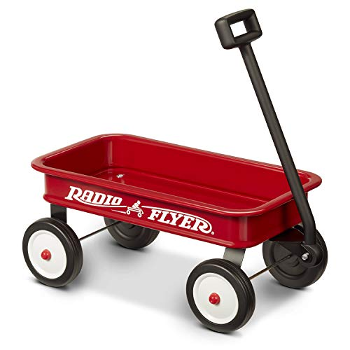 Radio Flyer My 1st Wagon,Red