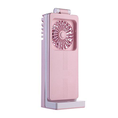 Mini USB per ricaricare i tifosi in ventilatore portatile muto studenti ventola led, polvere
