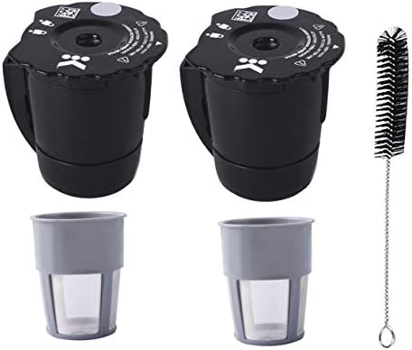 Top 10 Best k-cup reusable coffee filter Reviews