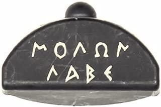 Sure Plug Gen 4-5 Laser Engraved Molon Labe Old Greek - Designed for Glock 17, 19, 22, 23, 31, 32, 34, and 35.
