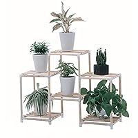 AIKUPNEY 3-Tier Indoor/Outdoor Small Plant Stand