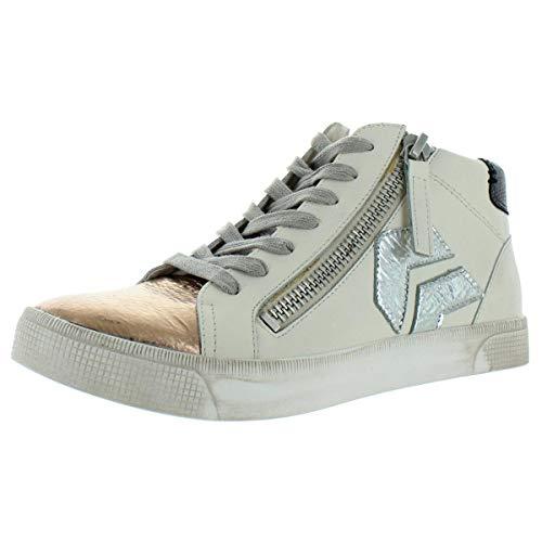 Dolce Vita Zonya Leather Sneakers, 8.5
