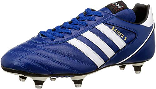 Adidas Kaiser 5Cup, Scarpe da calcio per gare, da Uomo, Blu (blu), 7