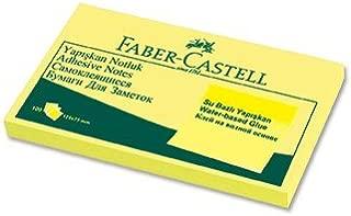 Faber-Castell 5089565501 Yapışkan Notluk, 125 x 75mm