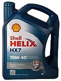 Shell HX7 10W40 5 Litros