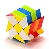 CuberSpeed Windmill 3x3 stickerless Bright Magic...
