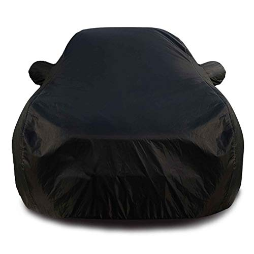 QERFSD Cubierta A Prueba De Agua A Prueba De Polvo Compatible con Audi R8 RS3 RS4 RS5 RS6 RS7 RS8 RSQ3 RSQ8 S3 S4 S5 S6 S7 S8 S4 SQ5 SQ8 SQ8 Protección Solar contra Lluvia Snow Windy