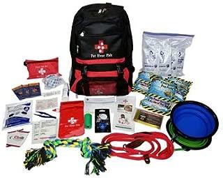 Pet Evac Pak, LLC Premium Big Dog Emergency Survival Kit - 72 Hours