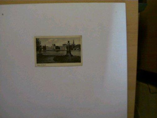 Postkarte Schwerin i.M. - Arsenal,