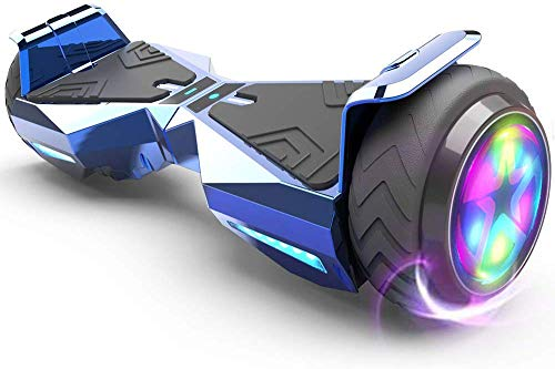 HOVERSTAR Hoverboard Certified HS2.0 Flash Wheel with LED Light Self Balancing Wheel Electric Scooter