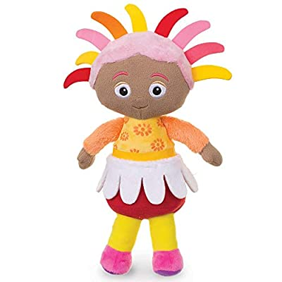 IN THE NIGHT GARDEN 1665 Perfect Super Soft and Cuddly with loads of Fun Songs Show, Toy for kids age 1, 2, 3years old, 30cm Tall, Upsy Daisy from Golden Bear Products Ltd
