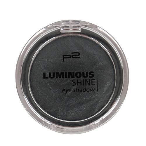 p2 cosmetics Make-up Lidschatten Luminous Shine Eye Shadow 030