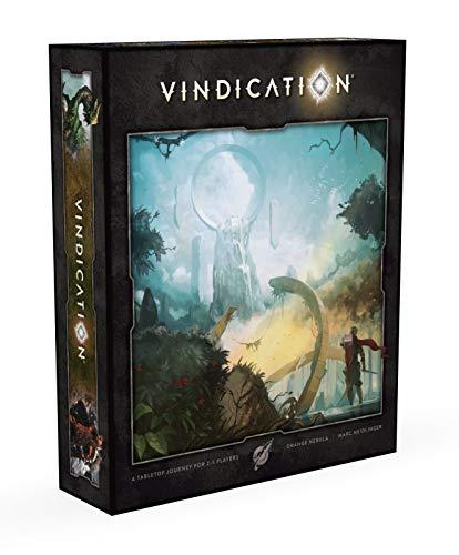 Vindication Board Game