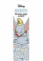 Marque-Pages Disney Babies - 50 Marque-Pages a colorier