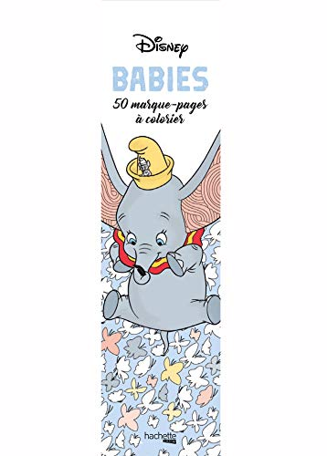 Marque-Pages Disney Babies