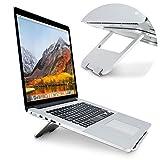 Support Ordinateur Portable Pliable - Support Adaptable PC Apple Macbook 11-15.6 - Pouces...