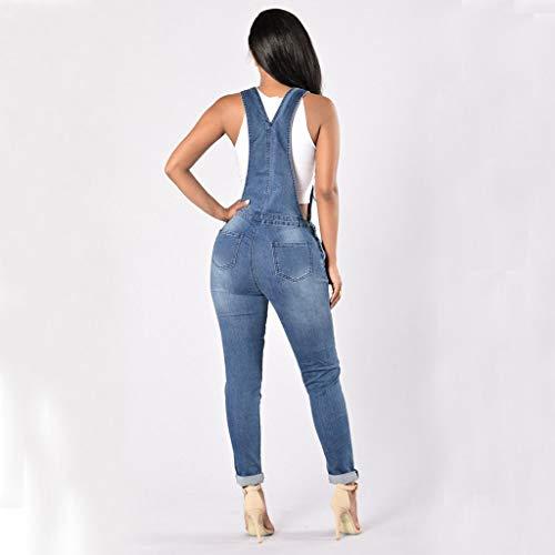 Women Casual Deni Autumn Elastic Plus Size Loose Drawstring Plus Size Cropped Jeans