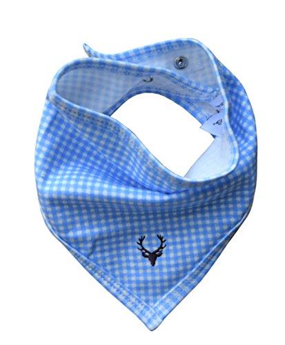 Mogo.cc, Mogohalstuch Vichy-blau ONE Size
