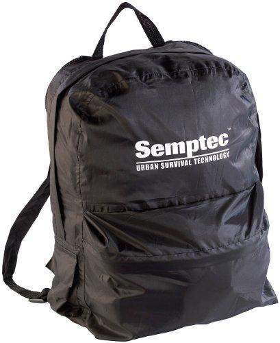 Semptec Urban Survival Technology Rucksack mit Regenjacke: Ultraleichte Rucksack-Jacke, Gr. S/M (Faltbare Rucksäcke)