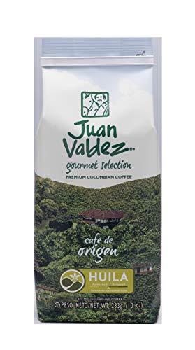 JUAN VALDEZ Café molido con sabor fuerte colombiano Huila | Café Colombiano