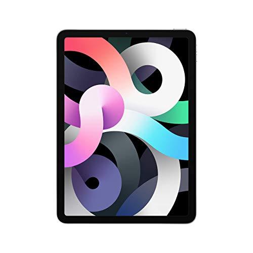 Apple iPad Air (10.9-inch, Wi-Fi, 64GB) - Silver (Latest Model, 4th Generation)...