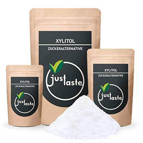 500 g Xylitol | GRÖSSENAUSWAHL | Zuckerersatz | kalorienarm| vegan | zahnfreundlich (500 g)
