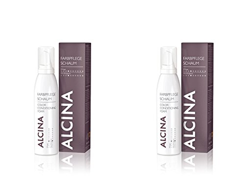 Alcina Farbpflege-Schaum 2x150ml