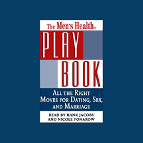 The Men's Health Playbook audiobook cover art