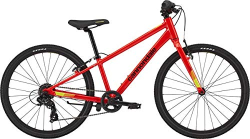 C51100M10OS Kinderfahrrad Quick 24 Zoll Acid Red C51100M10OS TG Unica
