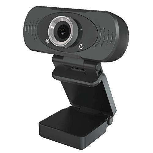 Leluckly1 Kompaktes und leichtes Kabel F35 2.0MP HD 1080P Live- / Web-Kamera, Schick und kompakt, einfach und praktisch