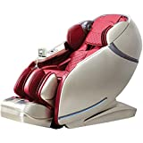RoboTouch Dreamwave 3D Ultra Luxury Automatic Full Body Massage Chair (Red)