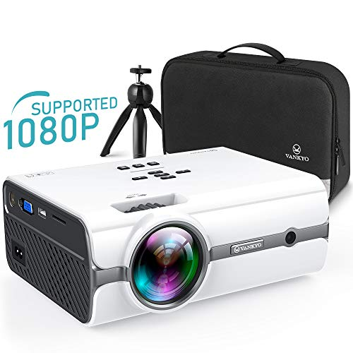 VANKYO Leisure 410 [2020 Upgrade] Mini Projector...