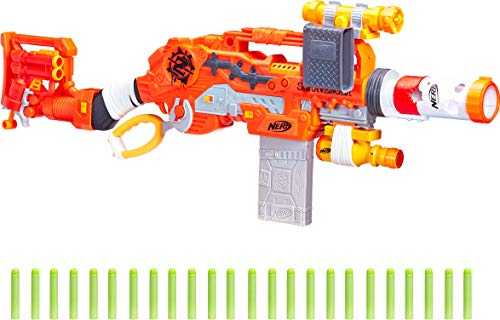 Scravenger Nerf Zombie Strike...