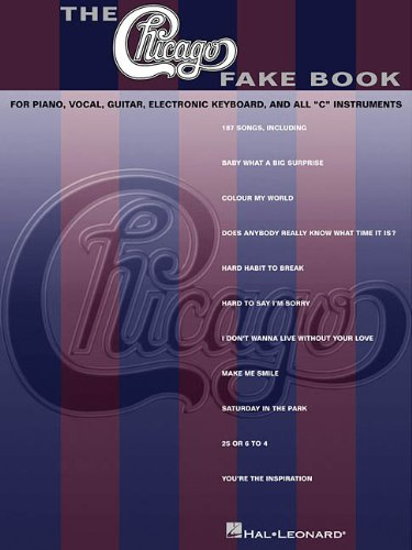 The Chicago Fake Book
