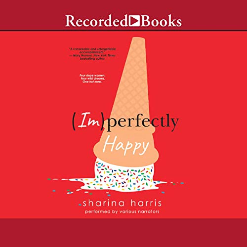 (Im)Perfectly Happy audiobook cover art