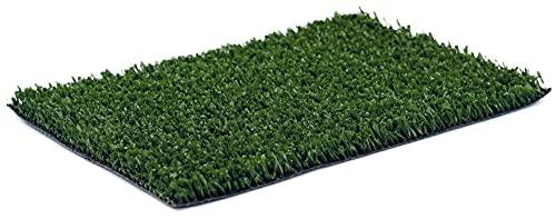 Qualitäts-Kunstrasen wasserdurchlässig und sehr UV Beständig, Rasenteppich Grasmatte Künstlicher Rasen Rollrasen Kunststoffrasen Gras Rasenteppich Kunststoffrasen für Garten