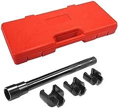 Goplus Inner Tie Rod, Removal Installation Tool Set, Auto Car Truck Mechanics Dual Tie Rod Adjusting Tool Kit