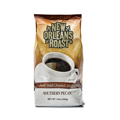 New Orleans Roast Coffee & Tea Southern Pecan Ground Coffee